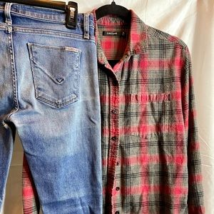 Obey Flannel